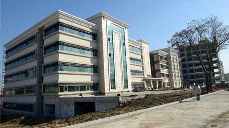 Bursa Büyükşehir Belediyesi'nin binası yılbaşından sonra …