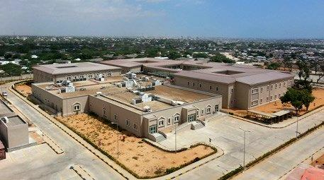 Afrika'nın en büyük hastanesinde Steelife imzası!