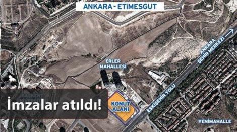 Ankara'da yeni projenin ayak sesleri...