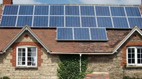 Güneş panelleri 4 milyon eve enerji sağladı