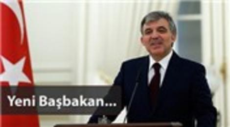 Abdullah Gül, yeni Başbakanı açıkladı! İşte o isim...