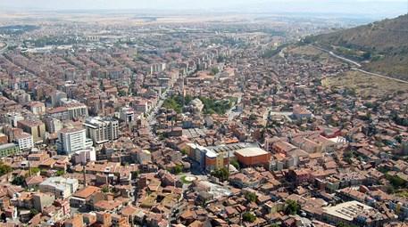 Afyonkarahisar'daki belediyenin arsası alıcı bekliyor