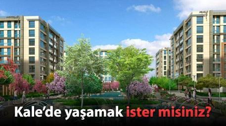 Kale gibi kent İstanbul'un hangi semtinde yükseliyor?