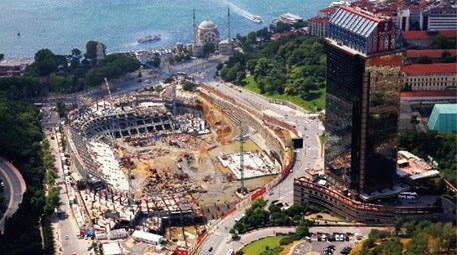 Fatih Terim, Arena'ya hayran kaldı! Peki stat ne zaman bitecek?