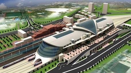 Şehrin sembolü olacak o yapı 2016'da açılacak