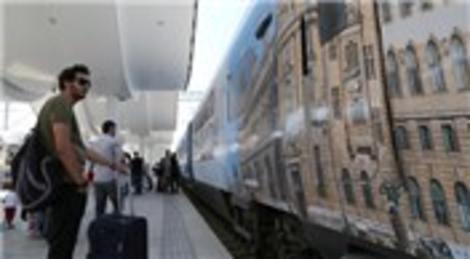 Ankara-İstanbul Yüksek Hızlı Tren'de 146 bin 241 kişi…