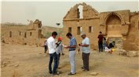Harran Örenyeri'nde kazı çalışmaları başladı