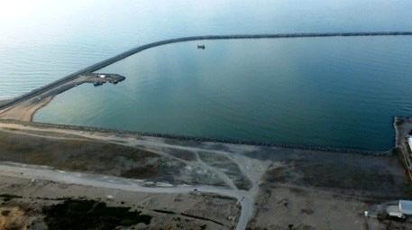 Karasu Limanı'nın yer tesliminde son durum!