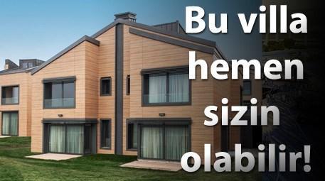 Zekeriyaköy bölgesinin en butik villa yaşamı başlıyor