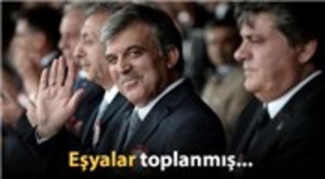 Abdullah Gül, nerede ikamet edecek?