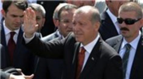 12. Cumhurbaşkanı Recep Tayyip Erdoğan görevine başladı