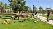80 Binde Devr-i Alem Parkı'na akın akın ziyaretçi geliyor