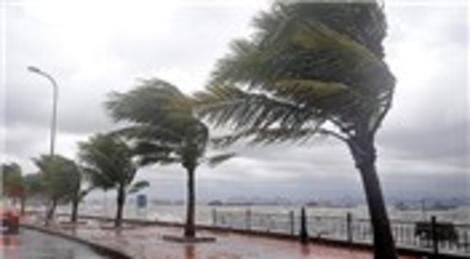 İstanbul'da fırtına uyarısı! Şiddetli rüzgar nereleri uçuracak?