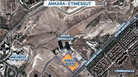 Ankara Etimesgut, Baş Yapı ve Solar Yapı'ya emanet!