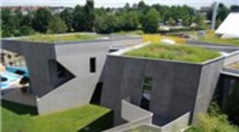 Sel felaketlerine karşı bitkisel çözüm! Bu çatılar…
