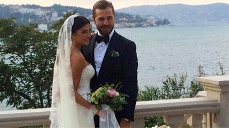 'Sonsuza kadar evet' dediler, evlendiler!