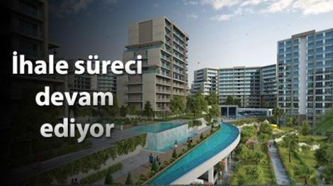 Evora İstanbul'un ticari ünitelerine 31.5 milyon liralık teklif!