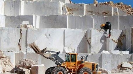 Blok mermer sektöründe yanlış alarm!