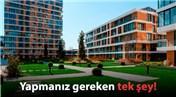 Avrupa'nın en şık yaşam projesinde yaşamak için…