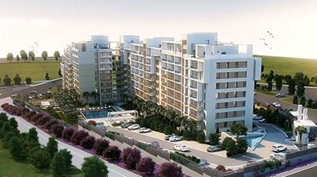 İzmir'in yeşil bina kriterli mega projesi!
