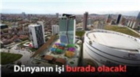 """Ağaoğlu, """"My New Work"""" dedi!"""
