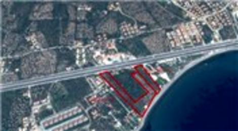 Edremit'in deniz kenarına yeni bir otel geliyor