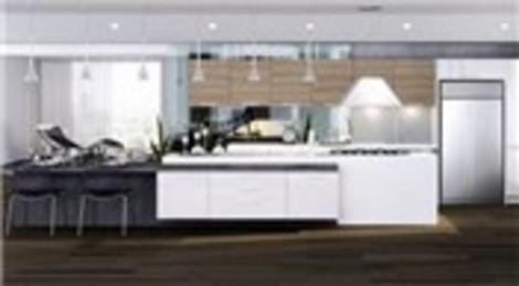 İntema Mutfak, Lumina ile fonksiyonel yaşam alanları sunuyor