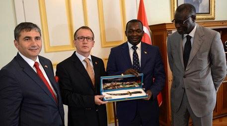 Bursa Kent Hali, Senegal'e model oluyor
