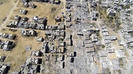 Sadece binalar değil hayaller de yıkıldı, o andan kareler…