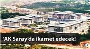 Recep Tayyip Erdoğan yeni başbakanlık binasına taşınacak