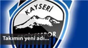 Hangi inşaat şirketi, Erciyesspor'a adını verecek?