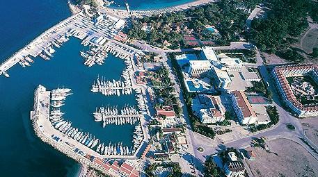 Antalya milyonlarca turisti ağırladı