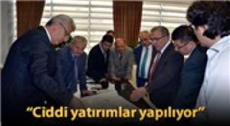 TOKİ Başkanı memleketi Trabzon'da açıkladı!