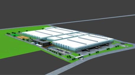 Avrupa'nın en büyük entegre kilit üretim tesisini kuruyor