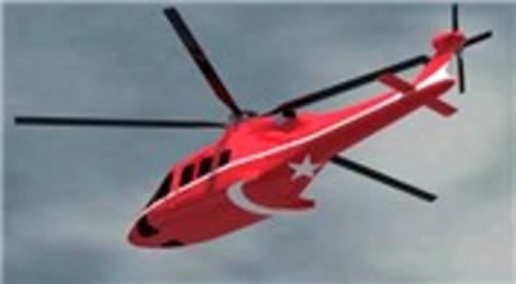 'Özgün Helikopter'in tasarım görüntüsü paylaşıldı