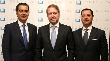 ÜNLÜ&Co, 110 milyon dolarını Türkiye'ye getiriyor