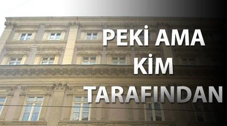 Taksim Odakule'deki kullanım hakkı devrediliyor