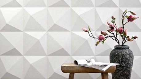 Çevre dostu duvar panelleri ile üç boyutlu derinlik…