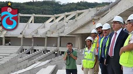 Trabzon Akyazı Stadyumu ne zaman açılacak?