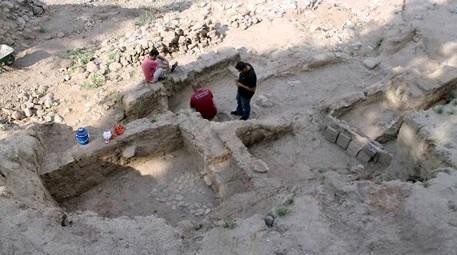 6 bin 500 yıllık 'saray' nerede bulundu?