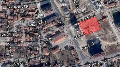 Konya'daki arsa 2.1 milyon liraya satılıyor