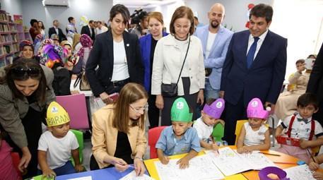 Türkiye'nin ilk çocuk sokağı, coşkulu bir törenle açıldı