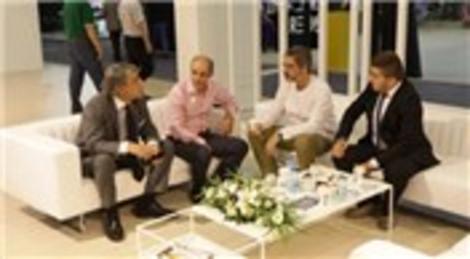 Mesut Arslan ve Murat Kader, ekibimizi misafir etti