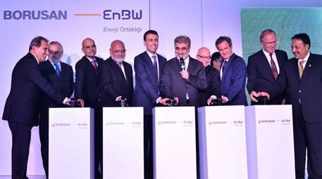 Borusan'dan enerji için 330 milyon dolarlık yatırım!