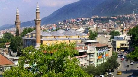 Bursa turizminde Arap Baharı yaşanıyor