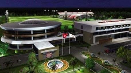 Antalyaspor'a Avrupai tesis! Tam 237 dekar arazi...