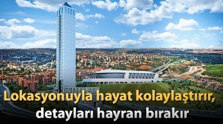Türk Telekom Arena'nın en yakın komşusu...