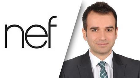 Pazarlama sektörünün tecrübeli ismi Nef'te!
