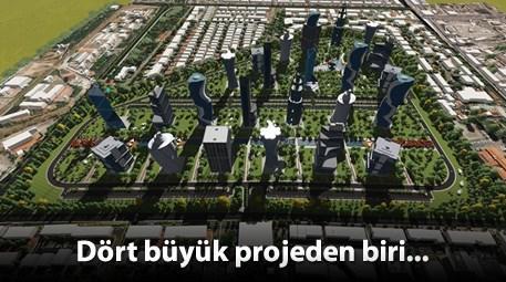 Kayseri'de finansın kalbi Sahabiye'de atacak