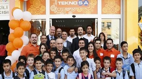 TeknoSA, Şırnak Cizre mağazası ile 81 il hedefine ulaştı
